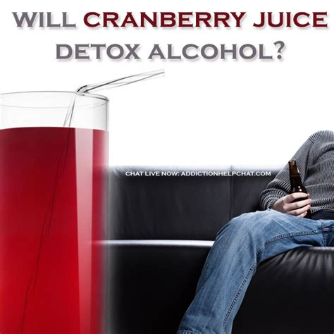 Cranberry Juice Detox For Testings by Dublin Alcoholics Anonymous
