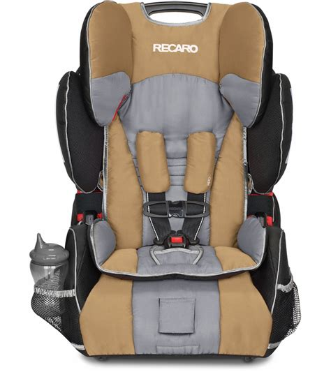 harness booster car seat recaro performance sport combination harness to booster