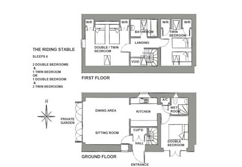 farm shop floor plans riding stable sleeps 6 rookery farm holidays north norfolk