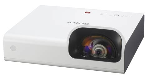 Projector Sony 3000 Lumens sony vplsw235 3000 lumens wxga throw projector with