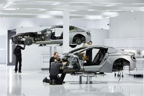 aston martin factory aston martin shows off production process of one 77