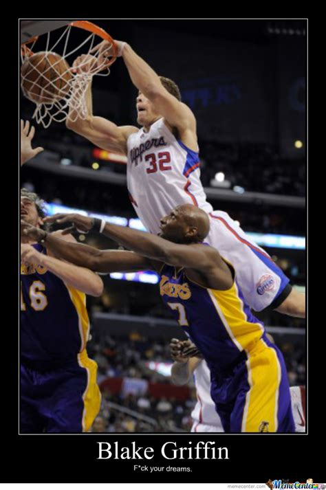 Blake Griffin Memes - blake griffin by memanster meme center