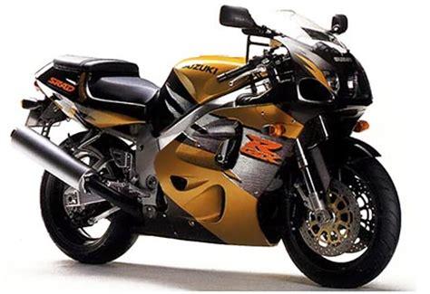 1996 Suzuki Gsxr 750 Suzuki Gsx R 750 1996 1999