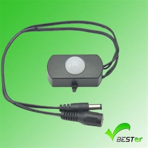 automatic light sensor switch automatic photocell light sensor switch mini size infrared