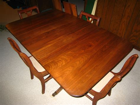 Antique Dining Room Table With Claw by Banded Mahogany Duncan Phyfe Style Dining Table W Brass