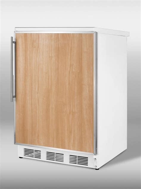 Cabinet Height Refrigerator buy summit ff6fr freestanding counter height all refrigerator with stainless steel frame for