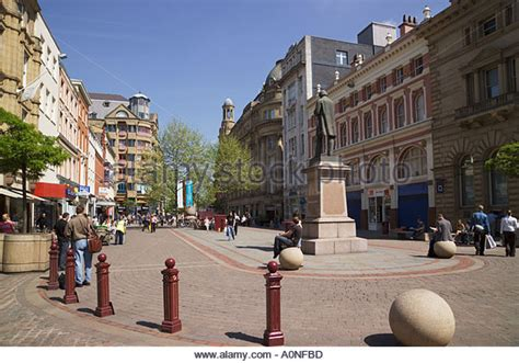 St Square st square manchester stock photos st square