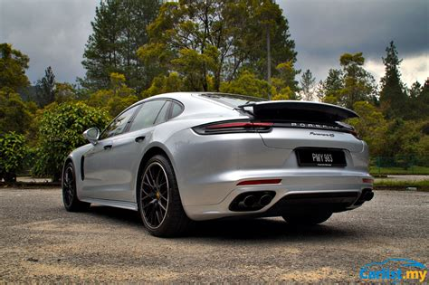 porsche sports car 2017 review 2017 porsche panamera 4s agility of a sports car