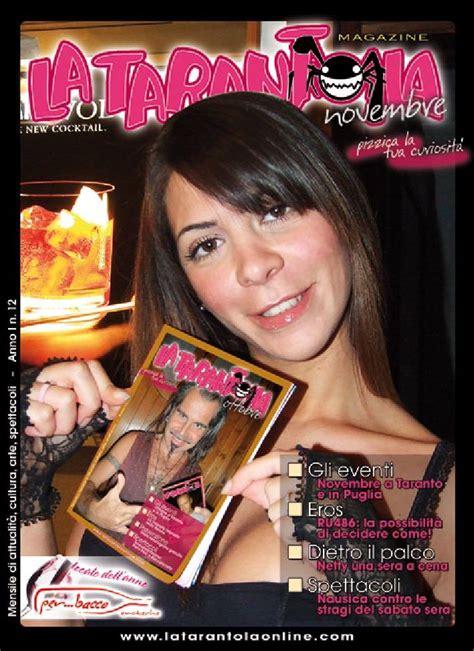 nausica cardone futura la tarantola n 12 novembre 2009 by at digital