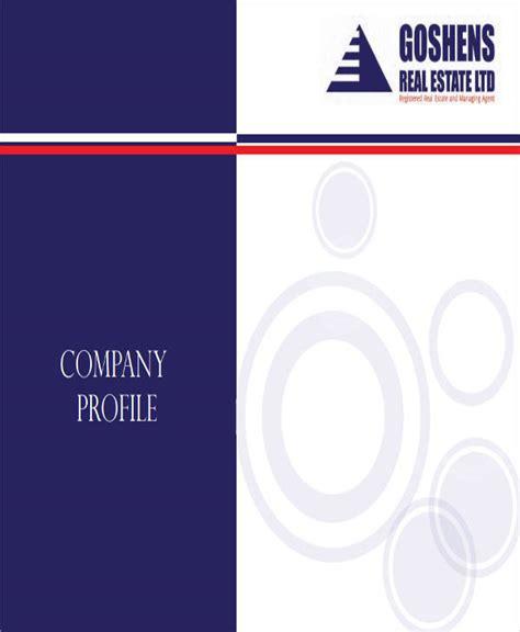 24 company profile sles templates in pdf