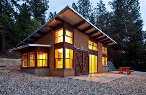 small cabins  spaces picture perfect places