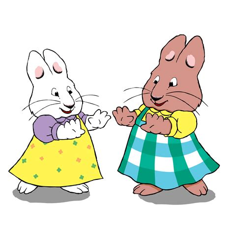 max and ruby characters max ruby