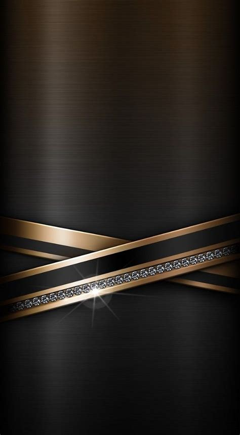 black  gold walls   android   gold