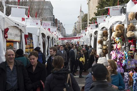 holiday markets in d c when and where to expect them