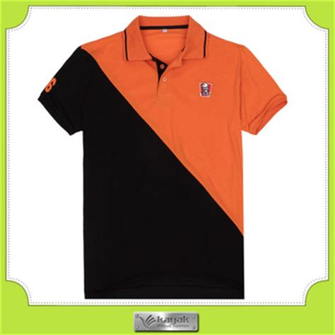 T Shirt Combi Colour custom design high quality color combination embroidery polo t shirt import buy color