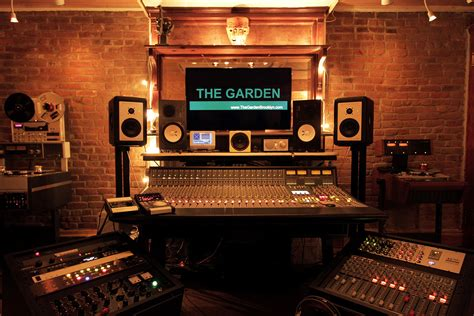 stud io the garden recording studio grows with expanded aws