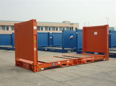 flat racks platforms and bases container options sydney