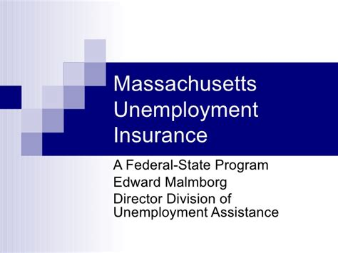 a to z list of state unemployment insurance offices and massachusetts unemployment insurance