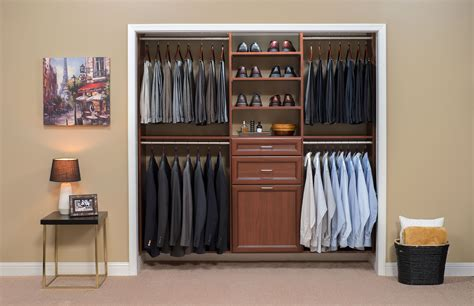 Custom Reach In Closet by Custom Reach In Closet Organizers In Scottsdale