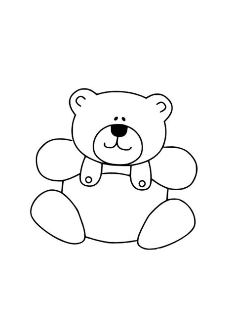 printable coloring pages teddy free printable teddy coloring pages for
