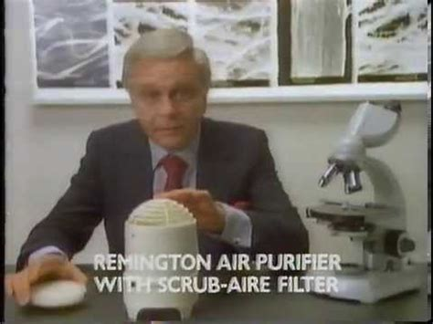 remington air purifier victor kiam 1983
