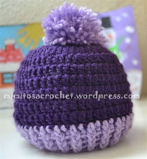 videos de como hacer gorros en crochet gorro con pomp 243 n a crochet mimitos a crochet
