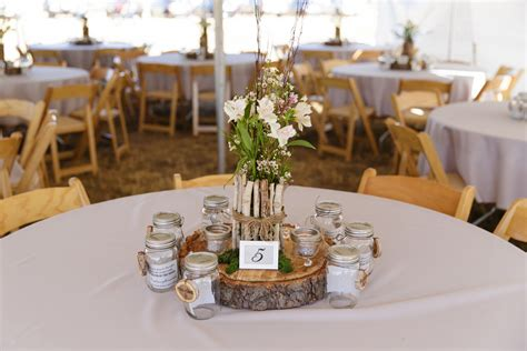 Country Western Wedding Reception Decorations