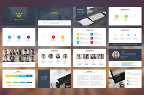 presentation magazine free powerpoint template 20 outstanding professional powerpoint templates