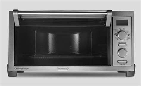 Delonghi Toaster Oven 0 5 Cu Ft Digital Convection Toaster Oven