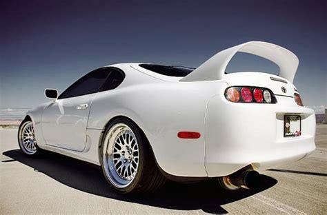 Toyota Supra White Toyota Cars White Toyota Supra Review