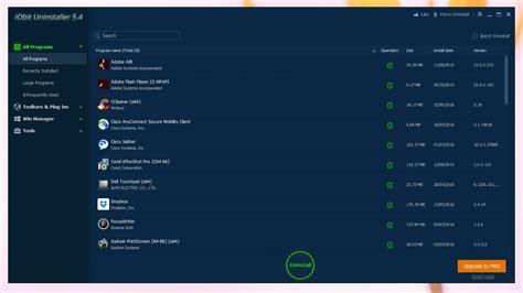 best free program uninstaller the best free software uninstaller 2017 tech news log