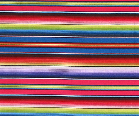 Mexican Blanket Upholstery by