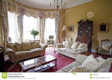 old fashioned living room old fashioned living room royalty free stock images