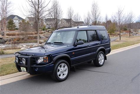 auto body repair training 2003 land rover discovery electronic toll collection 2003 land rover discovery information and photos momentcar
