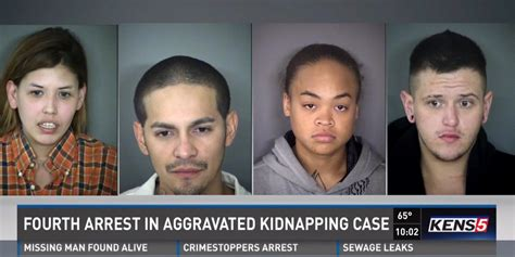 news of a kidnapping cops four arrested in san antonio texas kidnapping revenge case near lakeland air force base