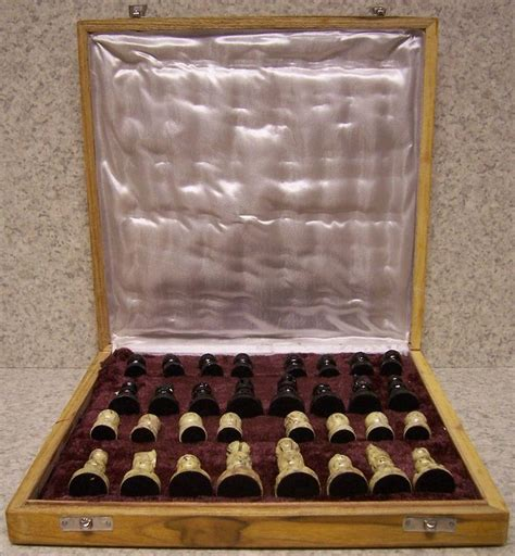 wooden chess set marble pieces from india 20 32 cm amazon chess set wood storage box board india maharaja hand
