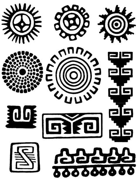 imagenes de simbolos aztecas y su significado s 237 mbolos indigenas