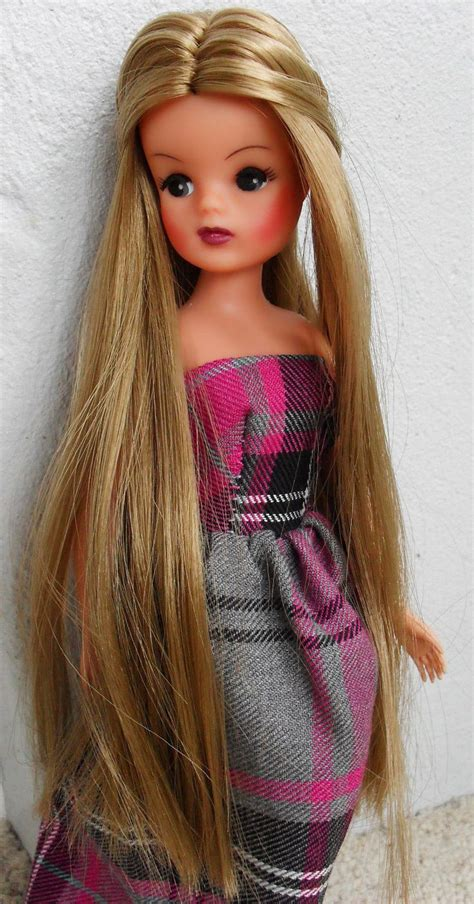 fashion doll reroot 111 best images about sindy ooak on