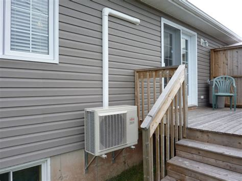 Rambler Homes picture gallery split heat pumps canada