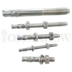 Bolt L Stainless Steel Ss304 Block Rxz China High Quality Stainless Steel 304 316 Wedge Anchor