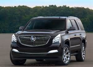 Buick Suv Would You Drive A Size Sport Utility Vehicle Made By