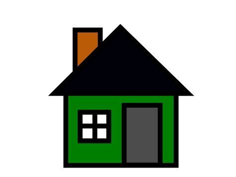 house clipart green house clip vector clip royalty