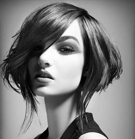 actor in commercial with asymmetrical hair cut asymmetrical bobs for a oval face shape hair world magazine