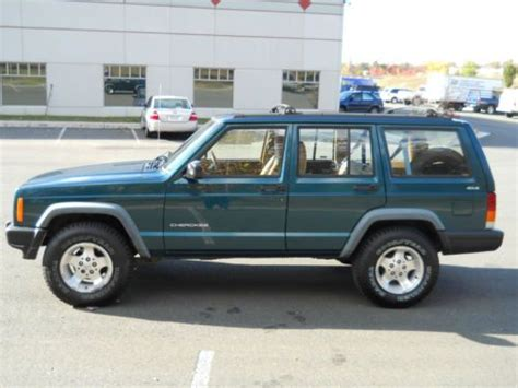 1997 Jeep Grand Transmission Purchase Used 1997 Jeep Se Sport Utility 4 Door 4