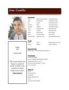 actor sle resume 100 child actor resume resume for resume for acting