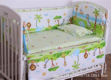 5 Piece Baby Bedding Sets Giraffe Bear Character Bed Giraffe Nursery Bedding Set
