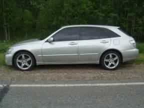 Toyota Alteeza 2003 Toyota Altezza Wagon Wallpapers 2 0l Gasoline Fr