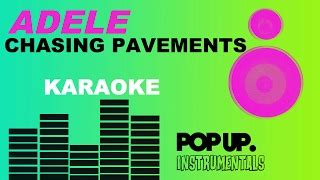 free download mp3 adele chasing pavements download adele chasing pavements karaoke instrumental