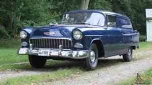 1955 chevrolet sedan delivery all gm wonderful
