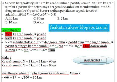 Fisika Sma Kelas 2 pembahasan soal fisika kelas x sma mid ganjil 2015